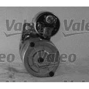 VALEO 438156 Стартер