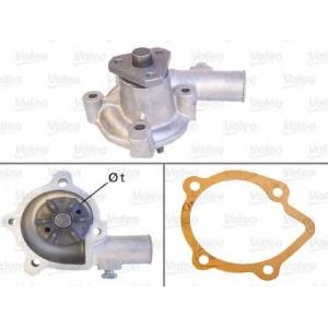 VALEO 506032 Water pump