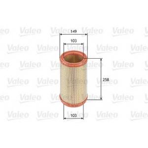 VALEO 585611 Air filter