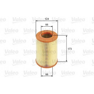 VALEO 585661 Air filter