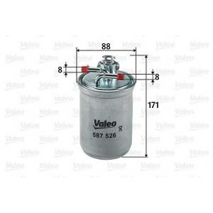 VALEO 587526 FILTR PALIWA FORD GALAXY 1.9TDI 00-