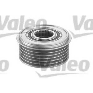 VALEO 588 015 Шкив генератора PSA DW10/DW12/8140.43 54.6x17x35x6