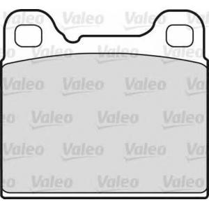 VALEO 598270 Brake Pad