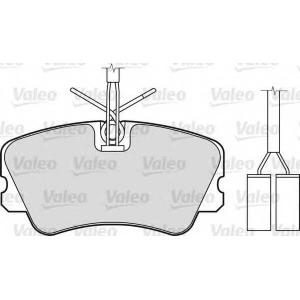 VALEO 598289 Brake Pad