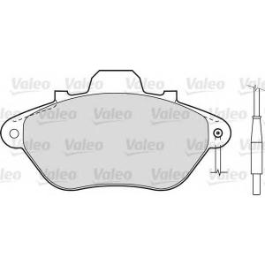 VALEO 598294 Brake Pad