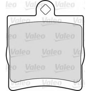 VALEO 598444 Brake Pad