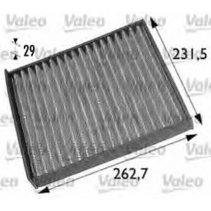 VALEO 698708 Фильтр, воздух во внутренном пространстве