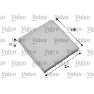 VALEO 698861 Фильтр, воздух во внутренном пространстве