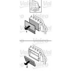 VALEO 716028 Cabin filter