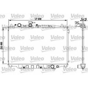 VALEO 730440 Radiator