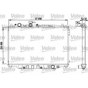 VALEO 732538 Radiator