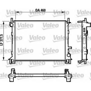 ��������, ���������� �������� 732731 valeo - FORD FOCUS (DAW, DBW) ��������� ������ ����� 1.4 16V