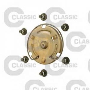 VALEO 786011 Комплект сцепления (диск и корзина)