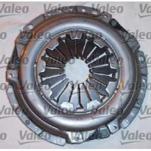 Комплект сцепления 801607 valeo - HONDA HR-V (GH) вездеход закрытый 1.6 16V 4WD