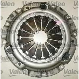 Комплект сцепления 801930 valeo - MAZDA 626 V Hatchback (GF) Наклонная задняя часть 2.0 Turbo DI