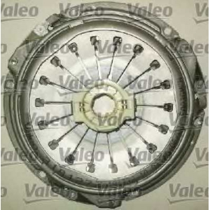 VALEO 805203 Сцепление IVECO Daily 2.5 Diesel /1989->3/1996 (Пр-во VALEO)