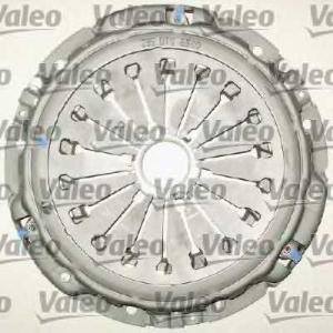 VALEO 821 359 Комплект сцепления Ducato 2.8HDi (обр. выжим) 235x235x21