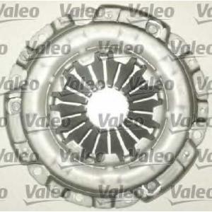 Комплект сцепления 821412 valeo - CHEVROLET MATIZ (M200, M250) Наклонная задняя часть 0.8