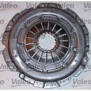 Комплект сцепления 826038 valeo - VAUXHALL ASTRA Mk III (F) универсал универсал 1.7 D