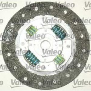 VALEO 826205 Сцепление RENAULT Clio III 50 KW 68 PS 1461ccm Diesel 06.2005 -> (пр-во Valeo)
