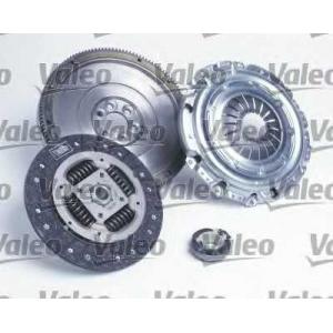 VALEO 826317 Сцепление компл. + маховик AUDI/SEAT/SKODA/VW A1/3/TT/Fabia/Octavia/Bora/Golf \98>>