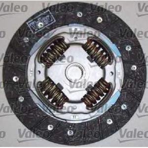 VALEO 826339 Сцепление компл. AUDI/SEAT/SKODA/VW A2/Cordoba/Ibiza/Fabia/Octavia/Caddy/Golf/Polo \1,4 \97-09