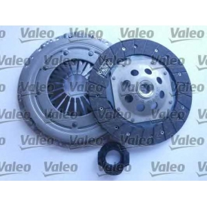 VALEO 826488 Комплект зчеплення (3 in 1 kit) VAG A3/Leon/Octavia/Bora/Golf /Polo \1,9TDi \99-06
