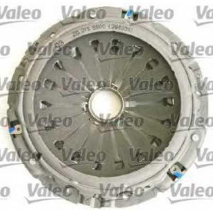 VALEO 826567 Комплект зчеплення