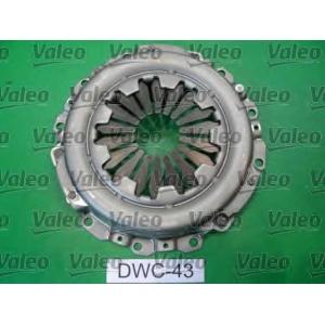 Комплект сцепления 826568 valeo - CHEVROLET AVEO седан (T250, T255) седан 1.2