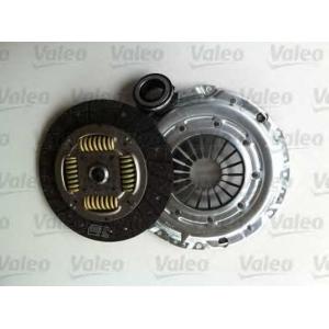 VALEO 828002 Сцепление VOLKSWAGEN Golf 2.0 Diesel 11/2008->5/2009 (пр-во Valeo)