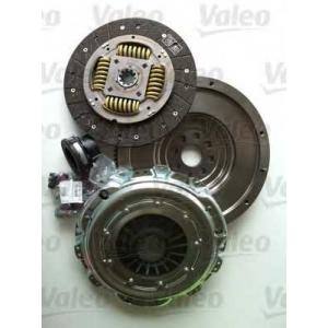 Комплект сцепления 835017 valeo - BMW 3 (E30) седан 318 is