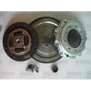 VALEO 835071 Сцепление+маховик CITROEN C2,C3,C4,C5 1.6HDI 04- (Пр-во VALEO)