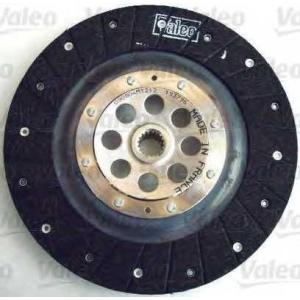 836033 valeo Комплект сцепления PEUGEOT 207 Наклонная задняя часть 1.6 HDi
