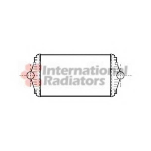 VAN WEZEL 09004086 Интеркулер P806/EVASION/ULYSSE D 94- (Van Wezel) (1-й сорт)