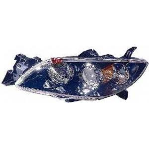 VAN WEZEL 2734961 Headlight