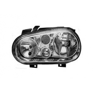 VAN WEZEL 5888961V Headlight
