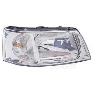 VAN WEZEL 5896962M Headlight