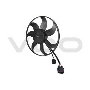 VDO A2C59511337 Вентилятор без кожуха