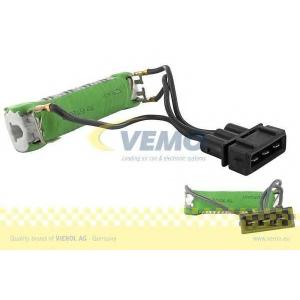 VEMO V10-79-0011 Резистор вентилятора радіатора VW Transporter IV 2.4D, 2.5 TDI 90-/Seat Alhambra 1.9 TDI 96-