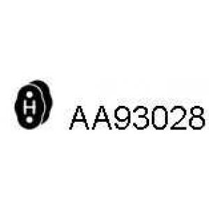 VENEPORTE AA93028 Суппорт глушителя