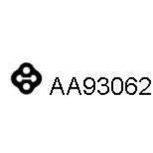 VENEPORTE AA93062 Суппорт глушителя