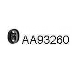 VENEPORTE AA93260 Суппорт глушителя