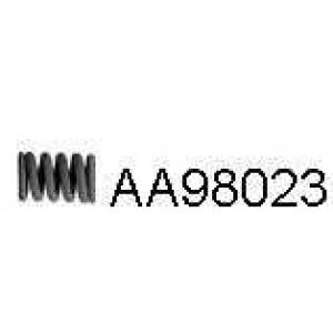 VENEPORTE AA98023 Пружина, труба выхлопного газа