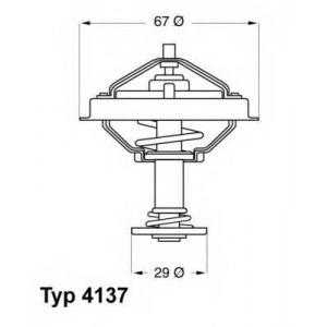 ���������, ����������� �������� 413780d wahler - MERCEDES-BENZ E-CLASS (W124) ����� E 420 (124.034)