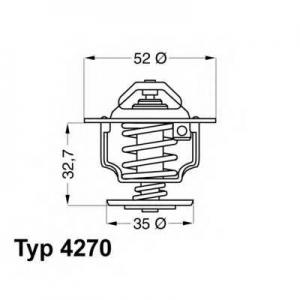 WAHLER 4270.88D