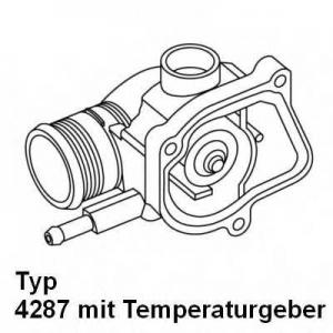 WAHLER 4287.92D Termoszt?t h?zzal