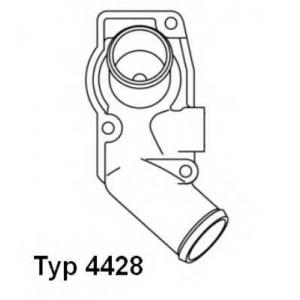 WAHLER 4428.92D Термостат, охлаждающая жидкость