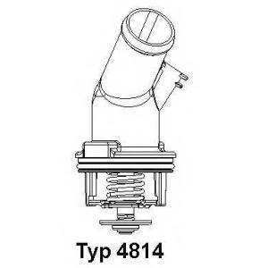 WAHLER 4814.92D Термостат