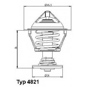 WAHLER 4821.89D Термостат