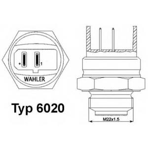 WAHLER 602095D
